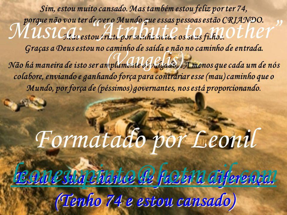 Formatado por Leonil leonewpinto@hotmail.com