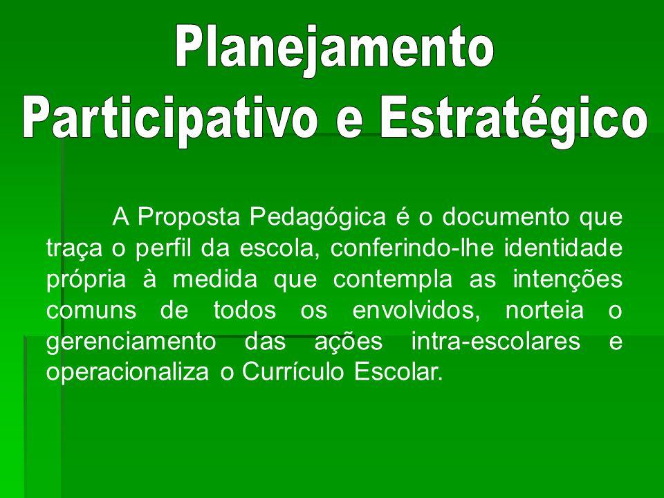 Participativo e Estratégico