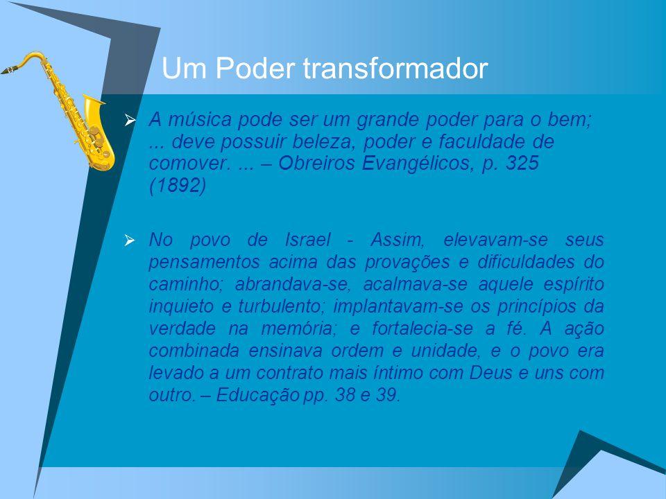 Um Poder transformador