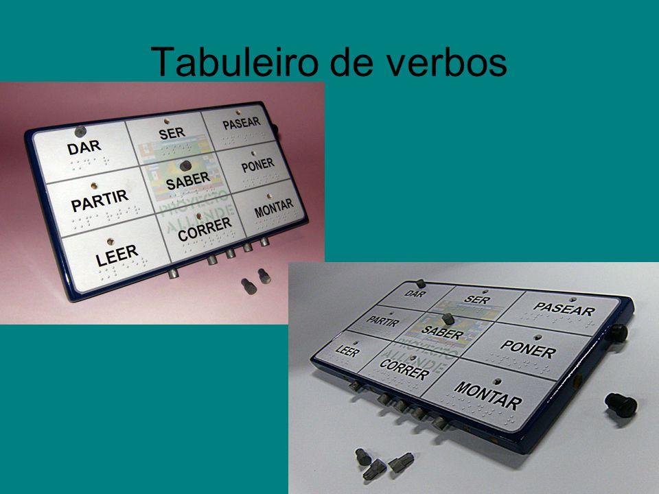 Tabuleiro de verbos