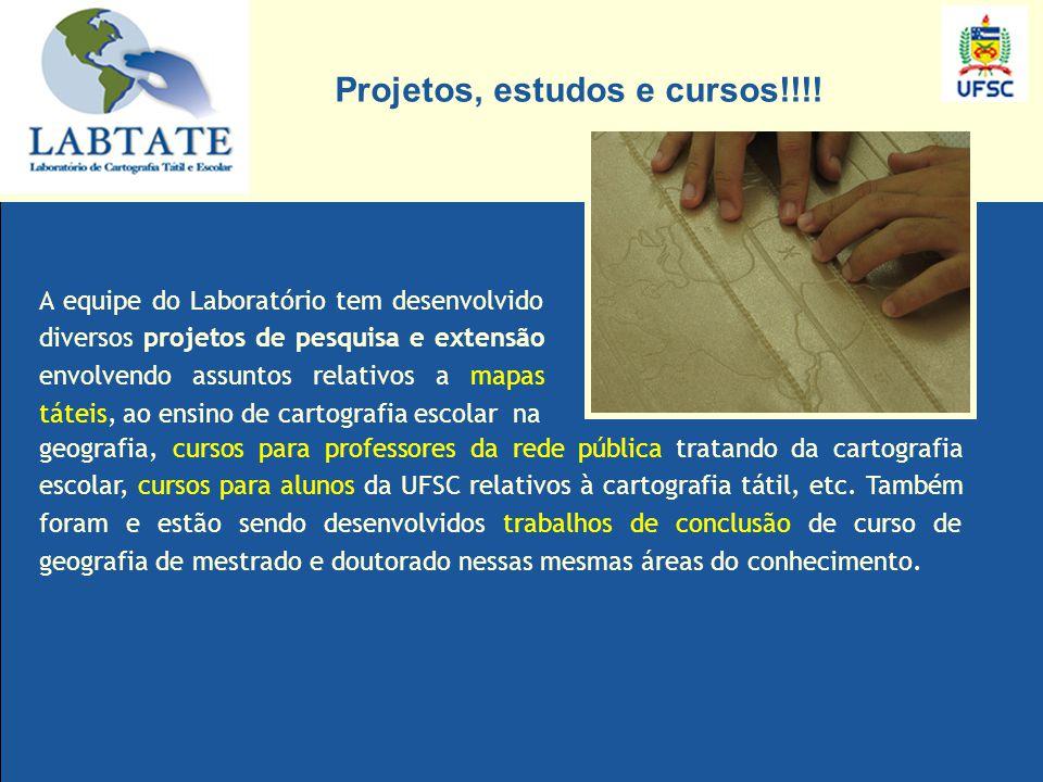 Projetos, estudos e cursos!!!!