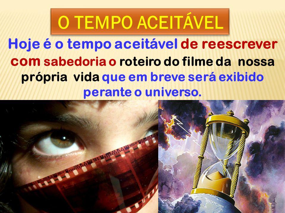O TEMPO ACEITÁVEL