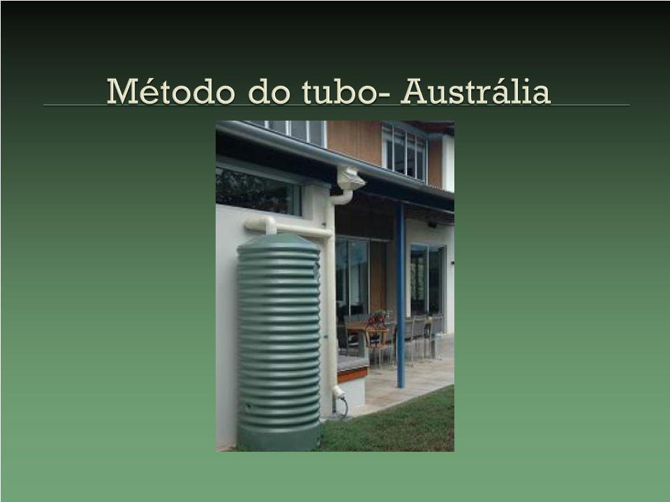 Método do tubo- Austrália