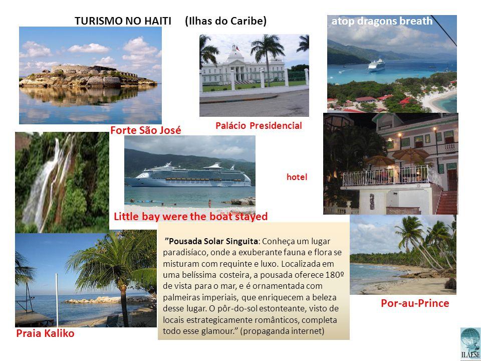 TURISMO NO HAITI (Ilhas do Caribe)