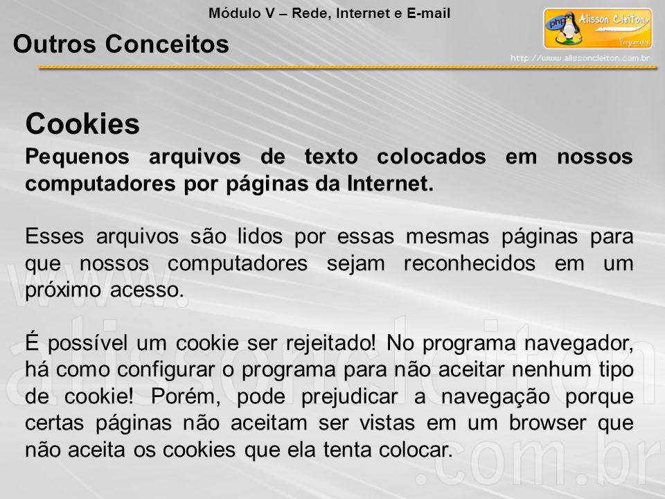 Cookies Outros Conceitos