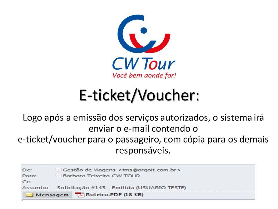 E-ticket/Voucher: