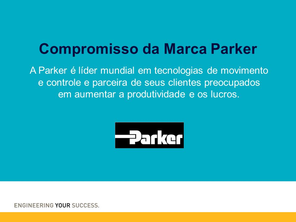 Compromisso da Marca Parker