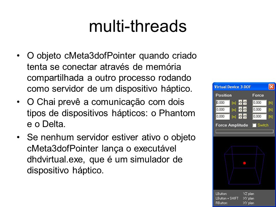 multi-threads