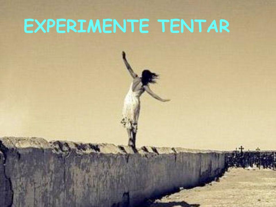 EXPERIMENTE TENTAR