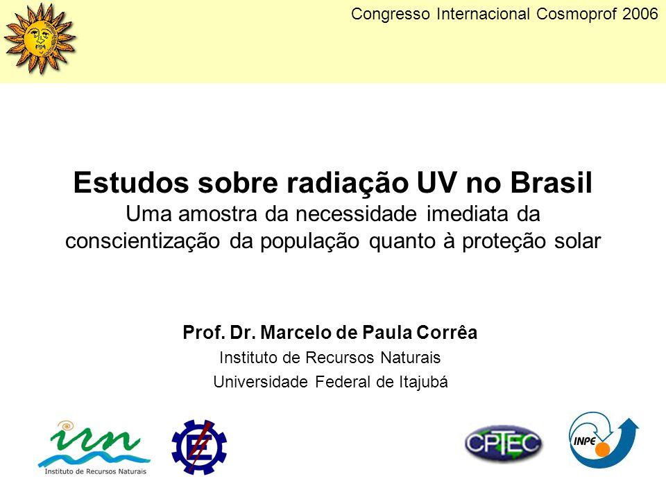 Prof. Dr. Marcelo de Paula Corrêa