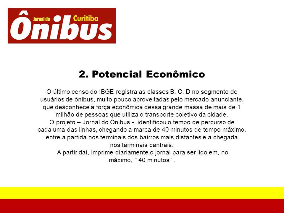 2. Potencial Econômico