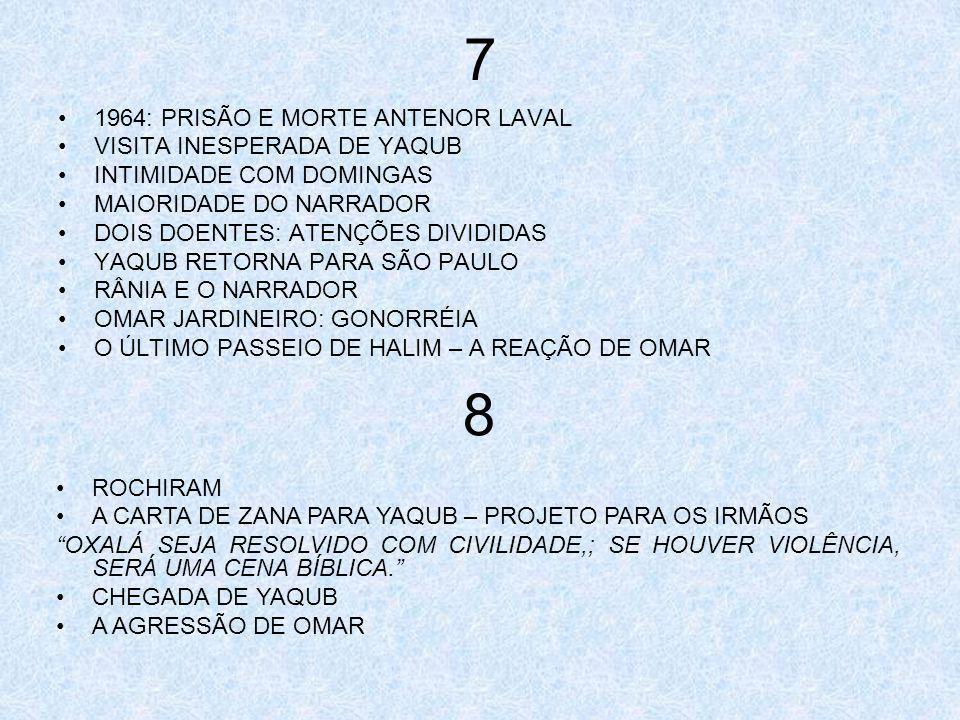7 8 1964: PRISÃO E MORTE ANTENOR LAVAL VISITA INESPERADA DE YAQUB
