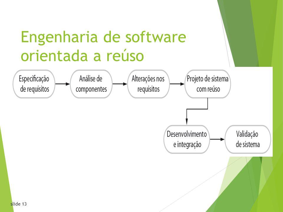 Engenharia de software orientada a reúso