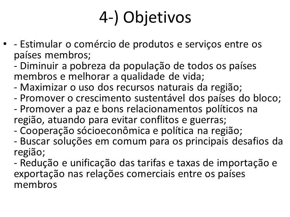 4-) Objetivos