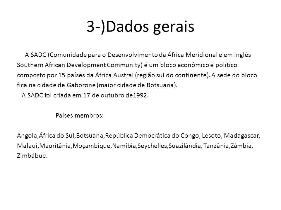 3-)Dados gerais