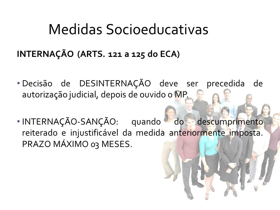 Medidas Socioeducativas