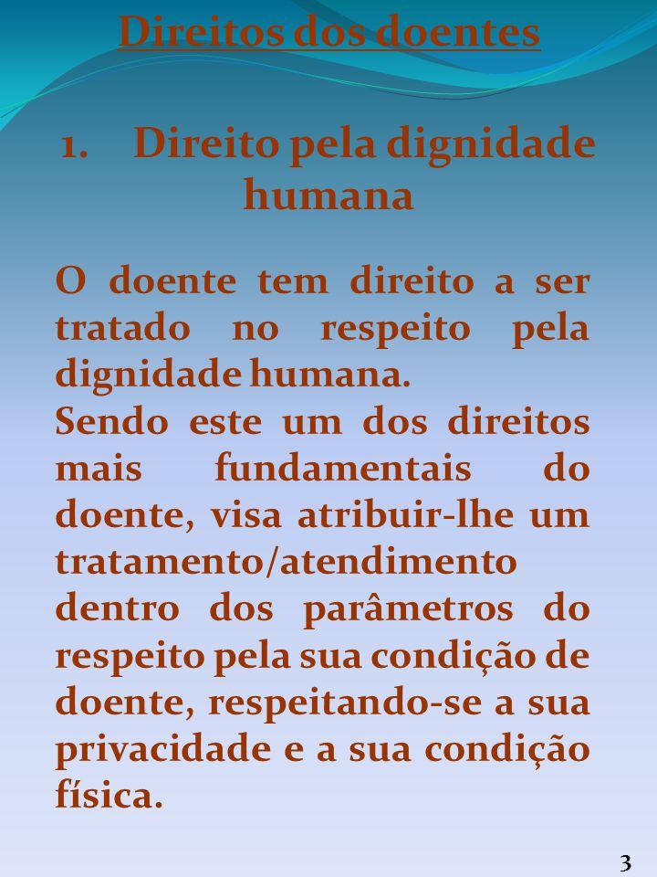 Direito pela dignidade