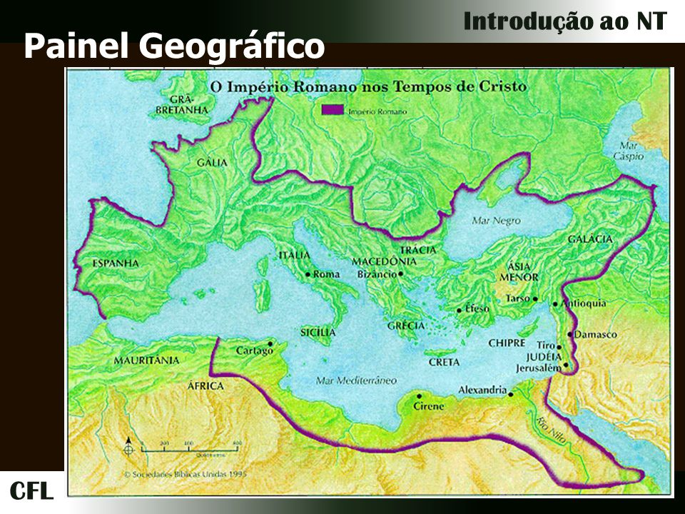 Painel Geográfico