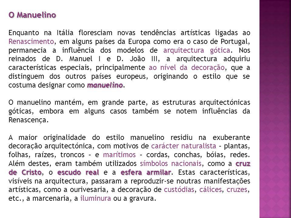 O Manuelino