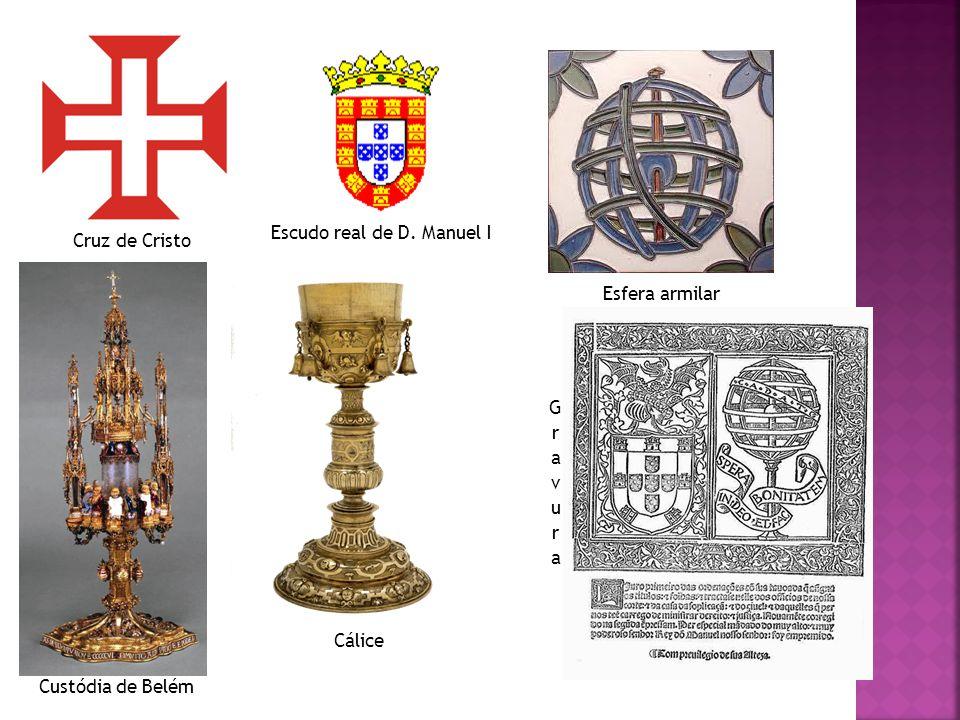 Escudo real de D. Manuel I