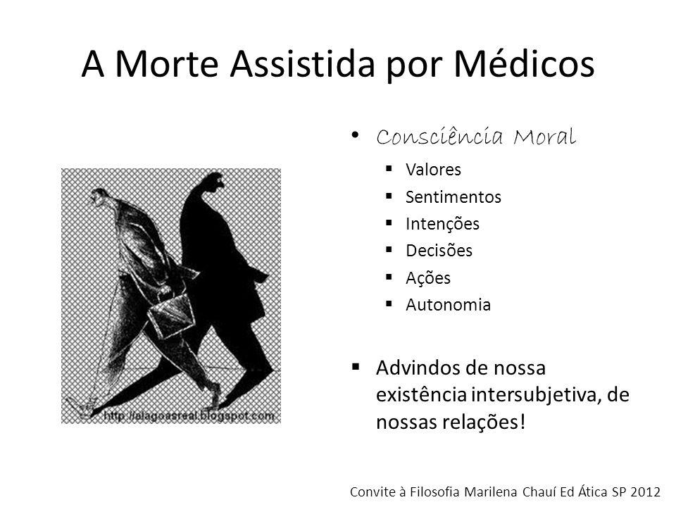 A Morte Assistida por Médicos
