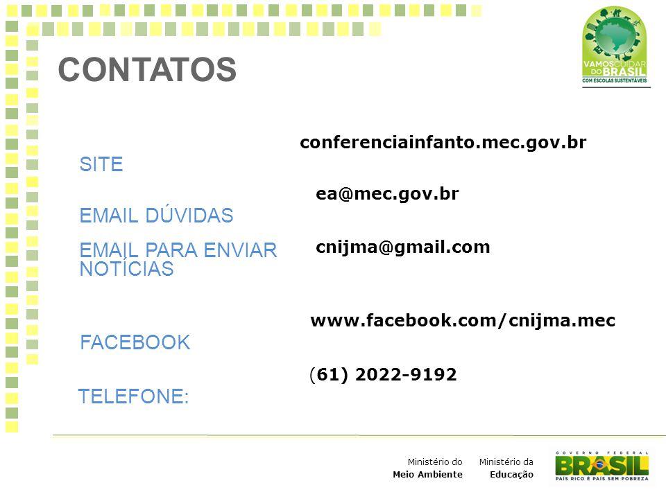 CONTATOS SITE EMAIL DÚVIDAS EMAIL PARA ENVIAR NOTÍCIAS FACEBOOK