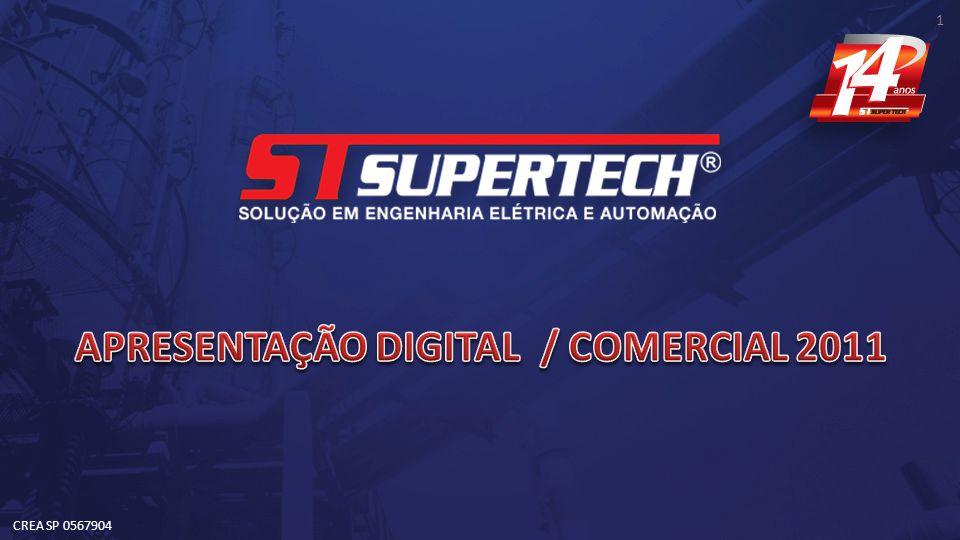 APRESENTAÇÃO DIGITAL / COMERCIAL 2011