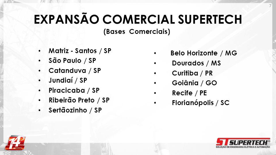 EXPANSÃO COMERCIAL SUPERTECH