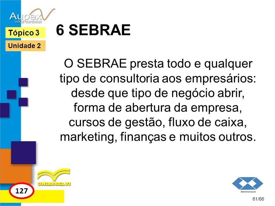 6 SEBRAE Tópico 3. Unidade 2.