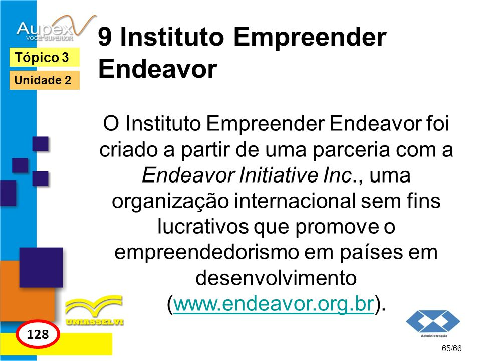 9 Instituto Empreender Endeavor
