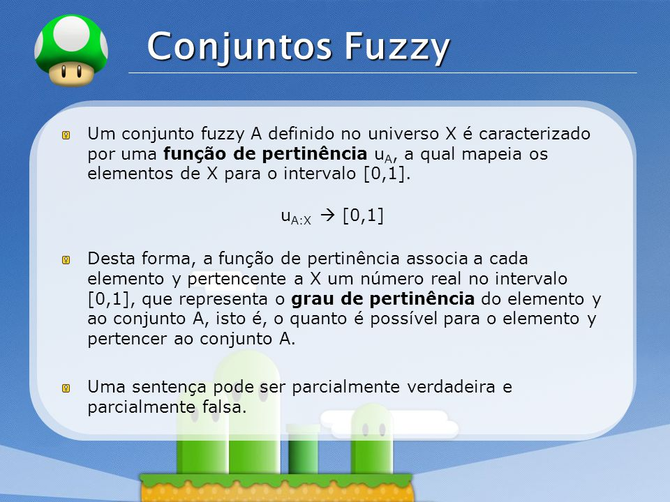Conjuntos Fuzzy