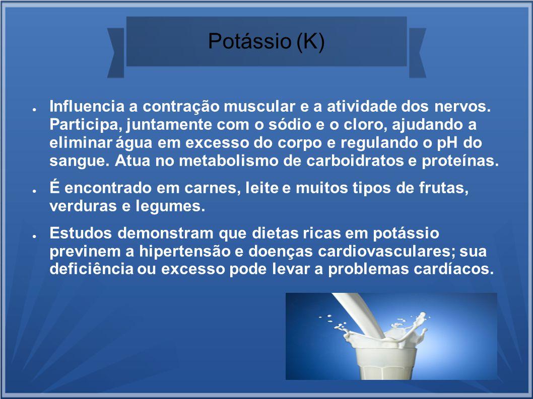Potássio (K)