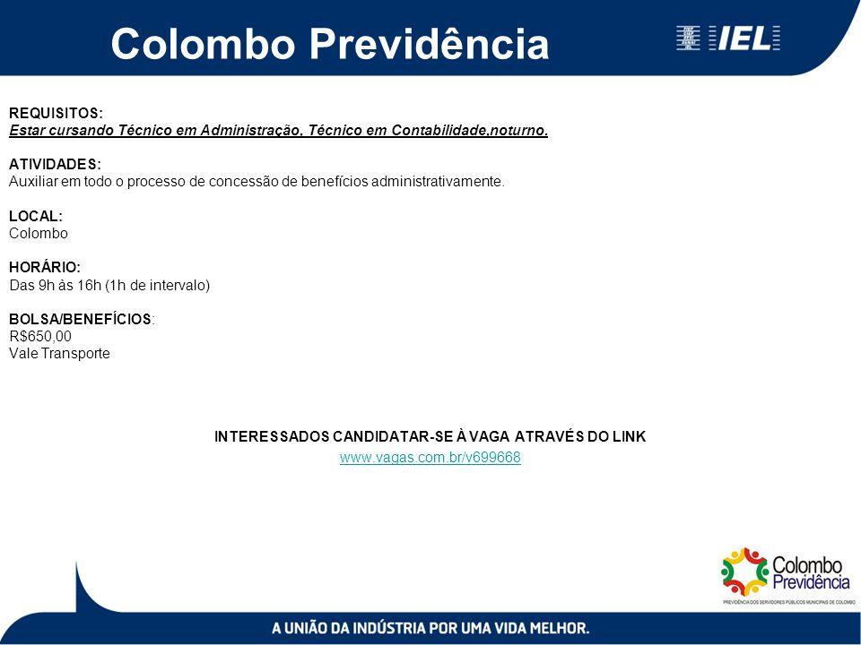 Colombo Previdência