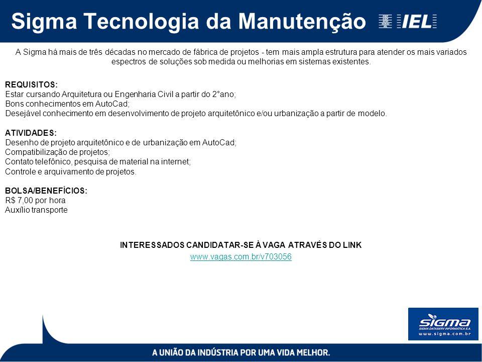 Sigma Tecnologia da Manutenção