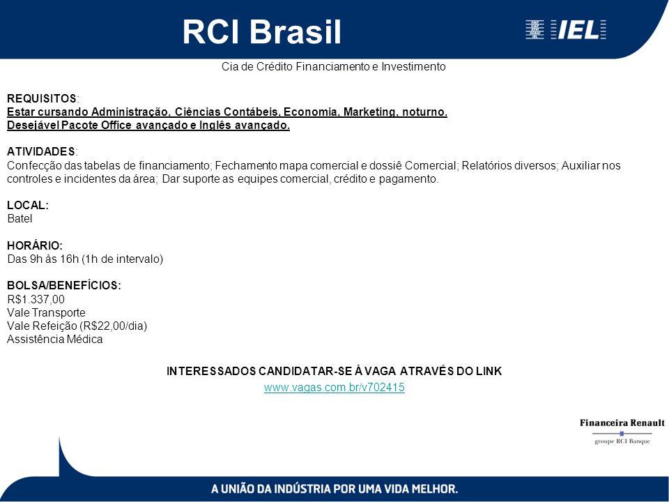 RCI Brasil