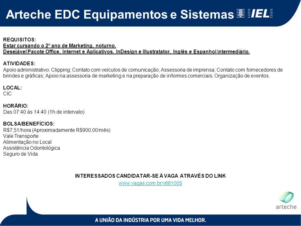 Arteche EDC Equipamentos e Sistemas