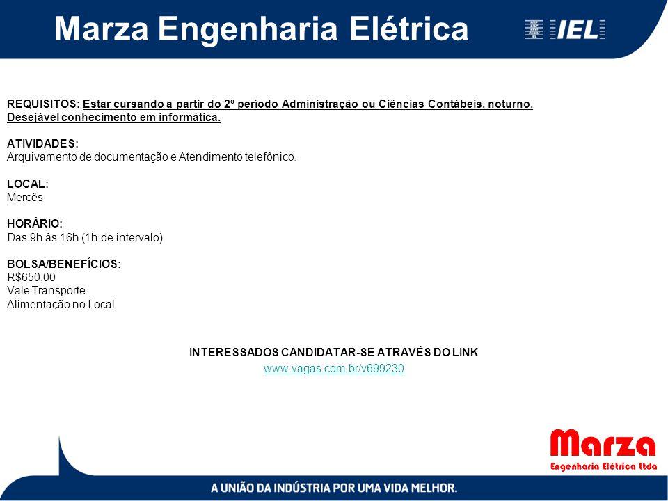 Marza Engenharia Elétrica