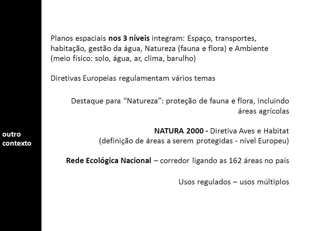 Diretivas Europeias regulamentam vários temas