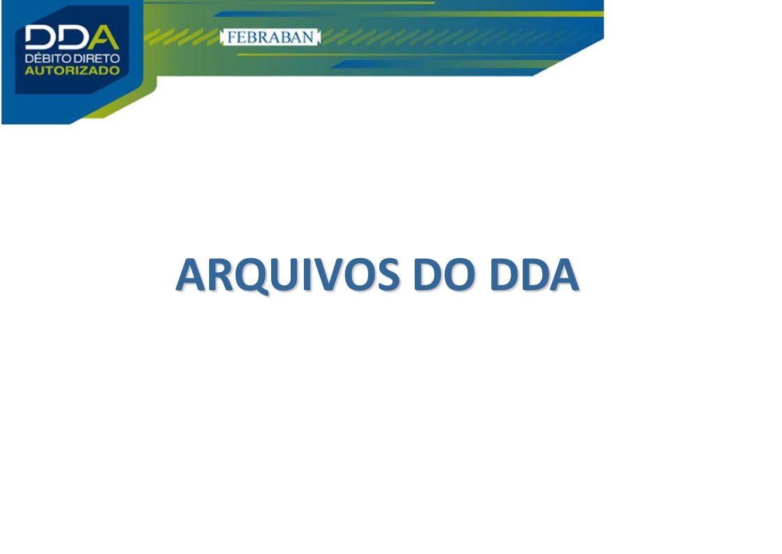 ARQUIVOS DO DDA