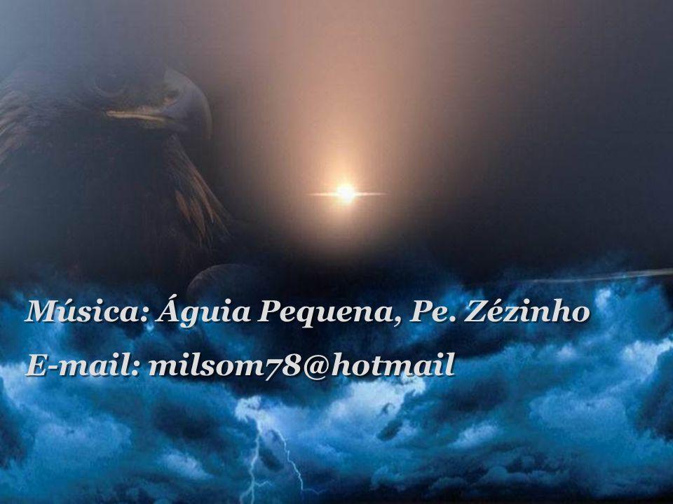 Música: Águia Pequena, Pe. Zézinho