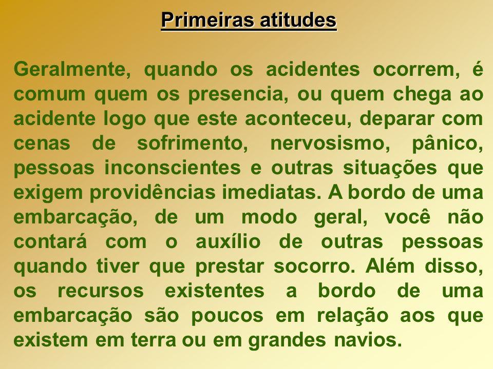 Primeiras atitudes