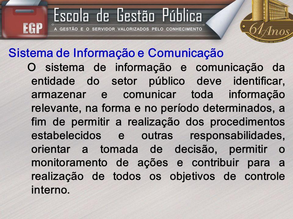Sistema de Informação e Comunicação