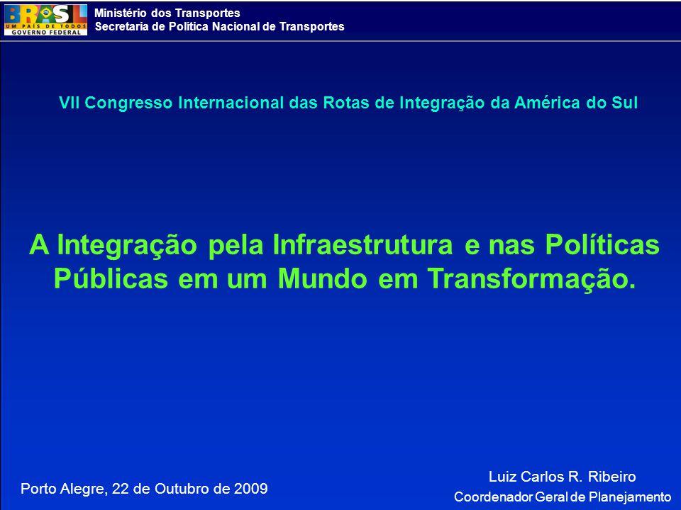 VII Congresso Internacional das Rotas de Integração da América do Sul