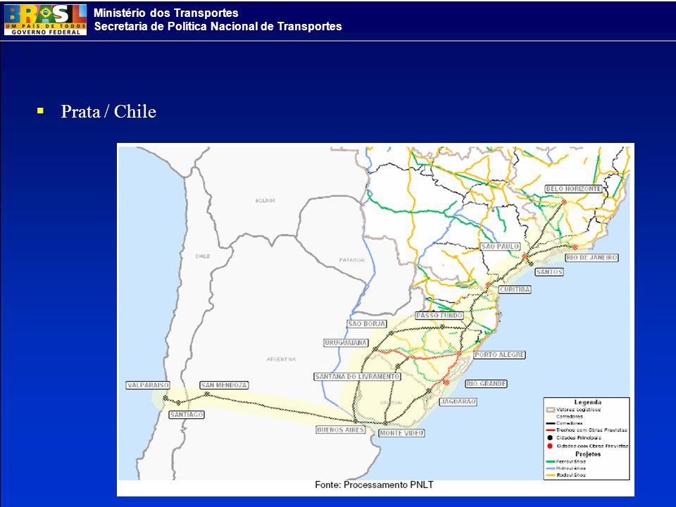 Prata / Chile