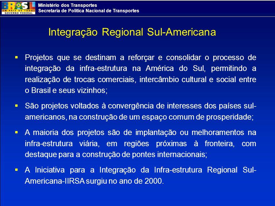 Integração Regional Sul-Americana