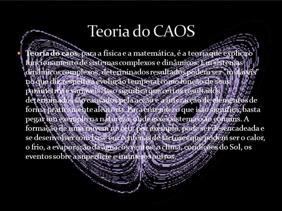Teoria do CAOS