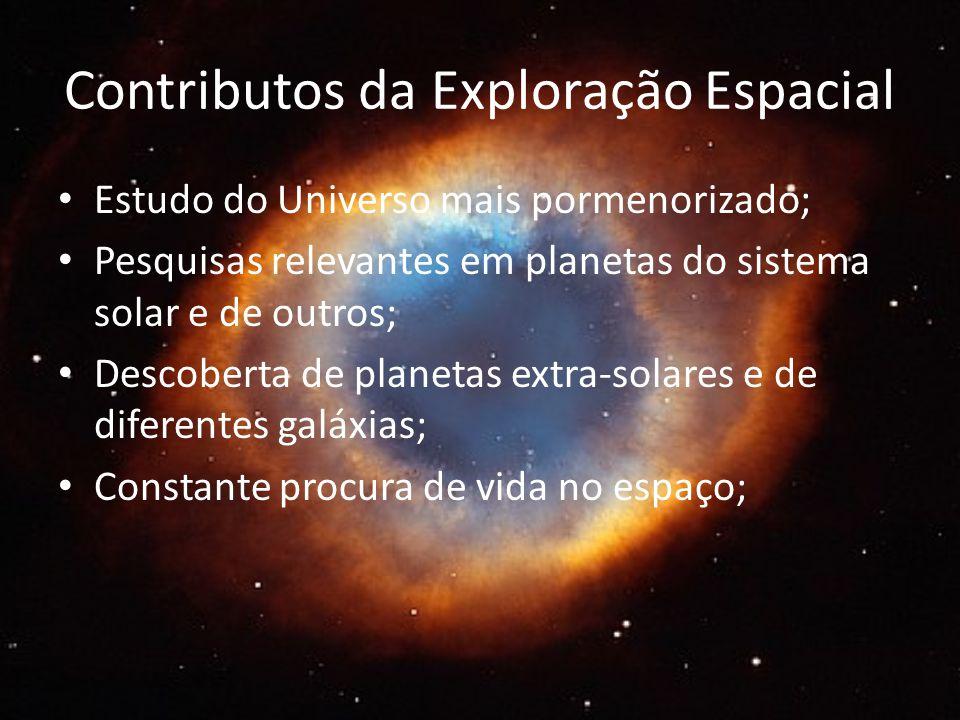 Contributos da Exploração Espacial
