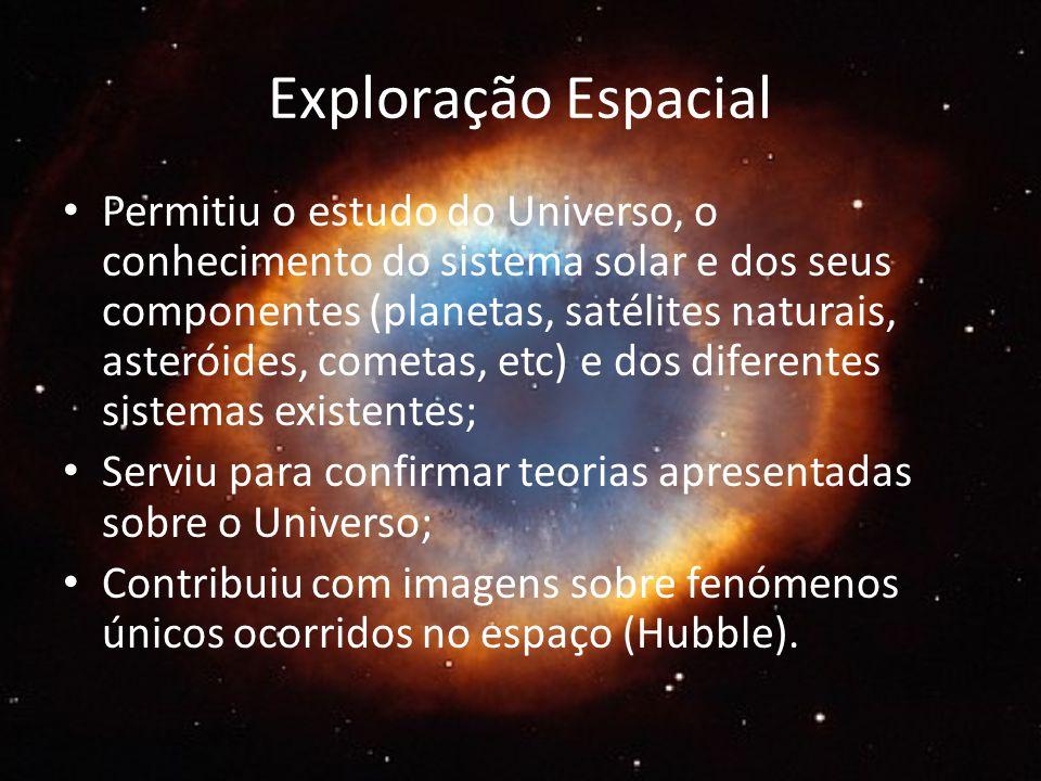 Exploração Espacial