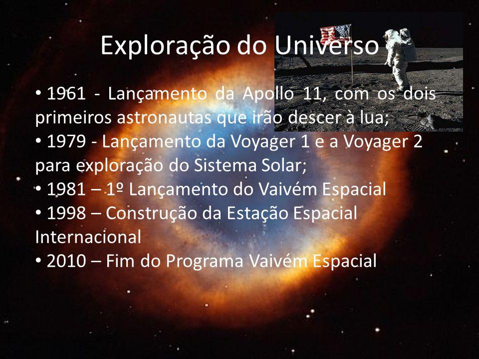 Exploração do Universo