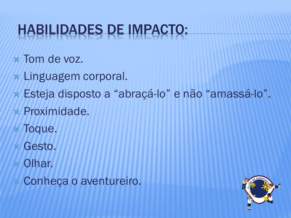 Habilidades de Impacto: